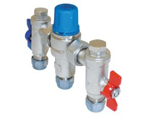 hot-water-Thermostatic-Mixing-Valve