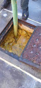 blocked-drainage